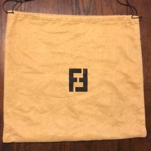 Fendi dust bag